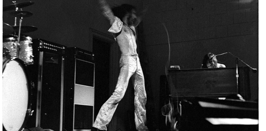 The Crazy World of Arthur Brown @ The Rock Pile