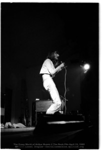 Arthur Brown at the Rockpile 1969 6 copy
